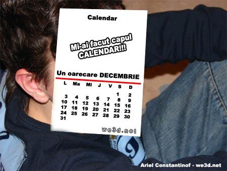 Capul calendar