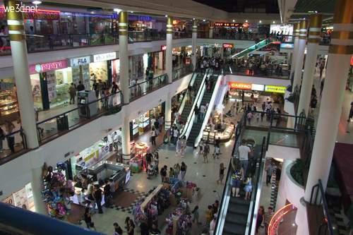 Mall plin pe la ora 22:00