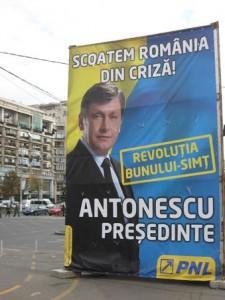 Bun simt si Crin Antonescu