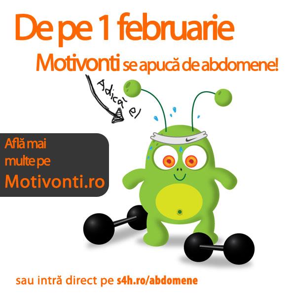Programul de abdomene al lui Motivonti