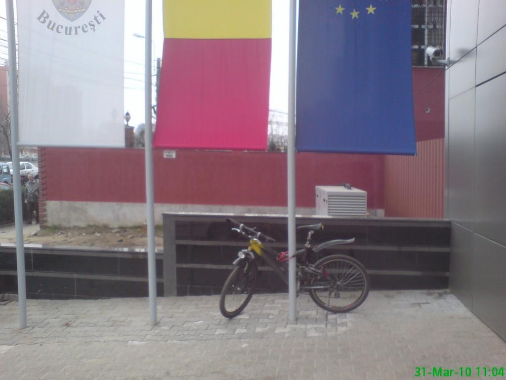 Rastel la Primaria Municipiului Bucuresti