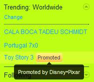 Disney înţelege social media