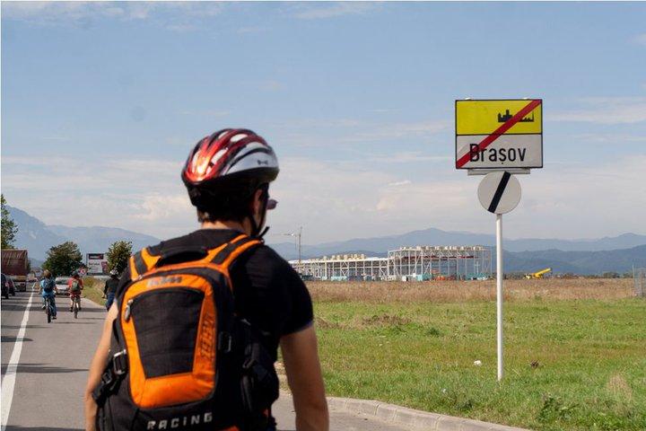 Prima victorie: ieşirea din Braşov