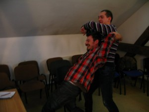 După workshopul din Braşov