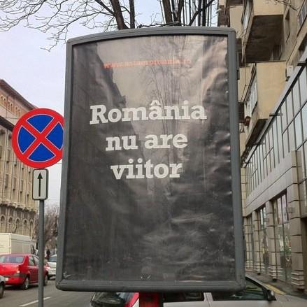 România nu are viitor.