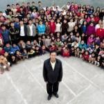 Poligamie anti-globalizare - Omul cu 39 de soţii şi 94 de copii.