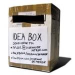 Cutia cu idei