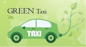 Afacere de viitor în Bucureşti? Taxiurile verzi...