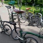 Bromptonul e o bicicletă superbă, dar cam scumpă...