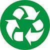 Dacă procentul mediu de reciclare în Europa este de 24%, să se afle care este procentul de reciclare în România.