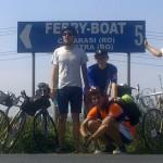 Am plecat pân' la Vama Veche pe biciclete şi am pedalat 300 de km în 20 de ore!
