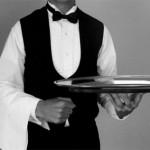 Aş fi chelner pentru o săptămână...