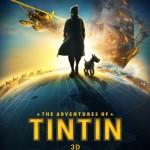 E atât de uşor să confuzi un desene animat cu o filmare reală... Aventurile lui Tintin (2011)