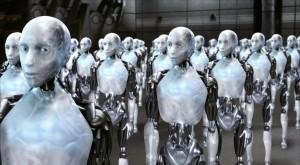 Oamenii sunt înlocuiţi de roboţi!