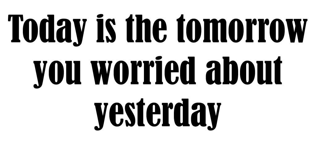 Azi sau mâine?