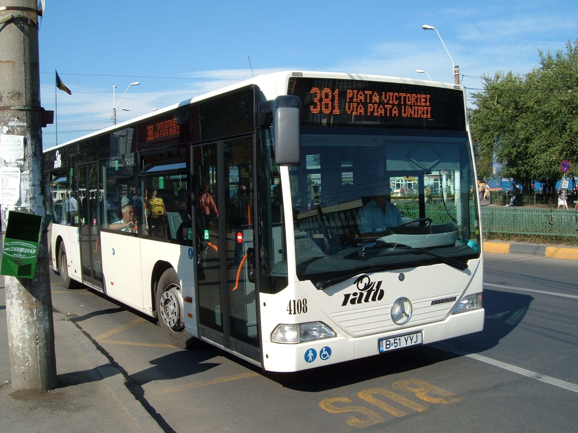 Autobuz 381