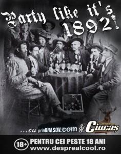 Cum aş fi fost eu în 1892?