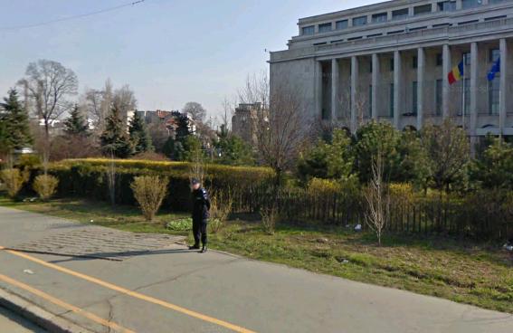 Am o ură faţă de jandarmi şi, în general, Jandarmeria Română
