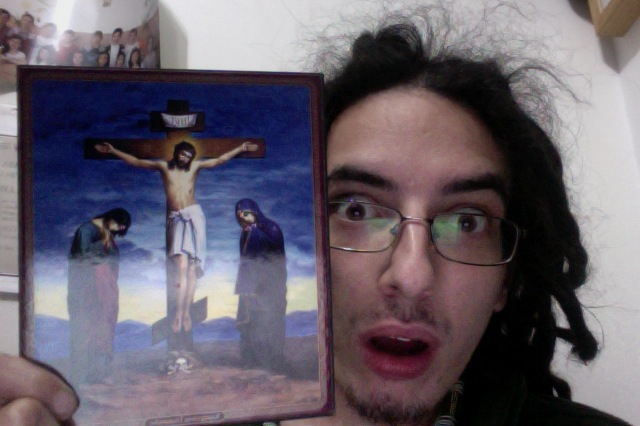 Anca Boagiu știe că-s evreu, dar îmi trimite icoane...