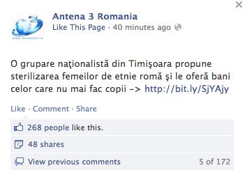 Istoria se repetă - Holocaust de România