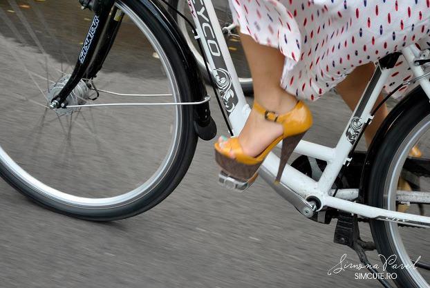 Pe unde avem voie să pedalăm? (noul cod rutier?)