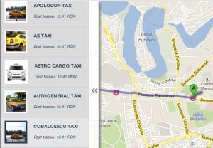 Cum să nu te fure taximetristul la aparat în București