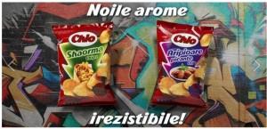 Îmi place cum brandurile din România ascultă de consumatori - azi Chio Chips