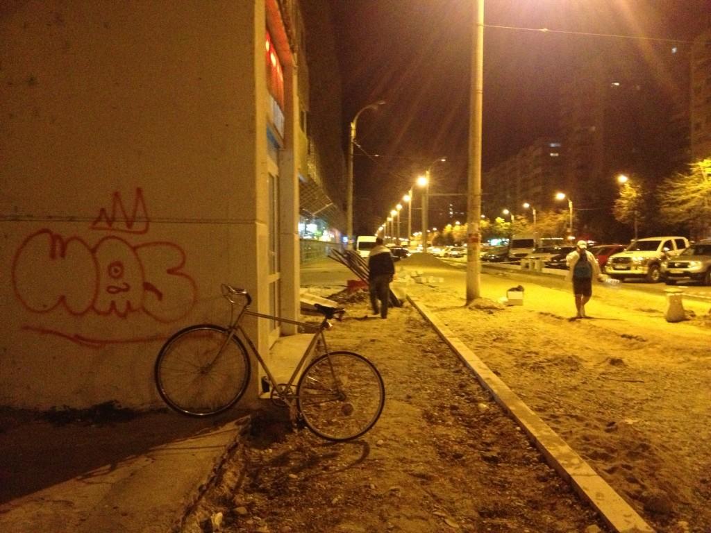 Piste de biciclete cu încălzire pe Șoseaua Pantelimon?