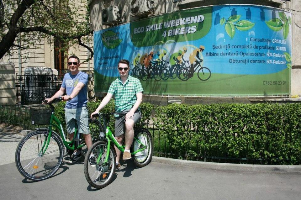 Discriminare pozitivă pentru bicicliști