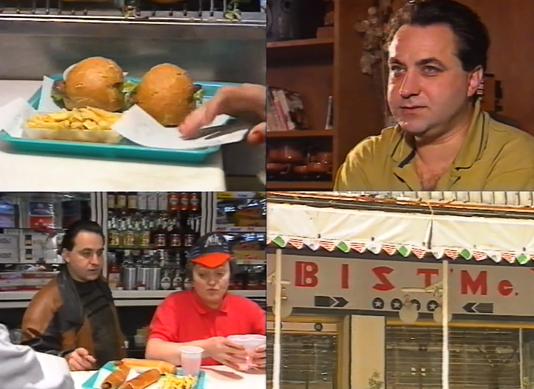 Primul hamburgăr din București și de ce este România plină de oportunități...