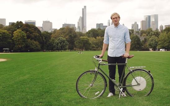 Viitorul bicicletelor - un proiect GENIAL!