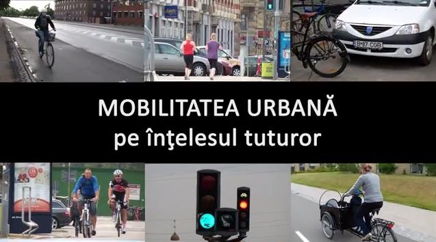 Mobilitate urbană pe înțelesul tuturor