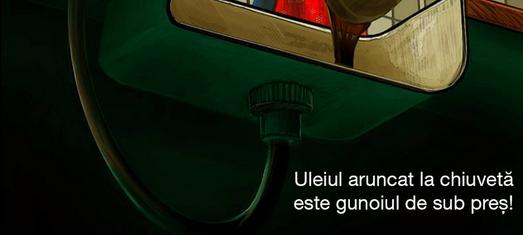Colectăm gratuit ulei în București - lecție de social media