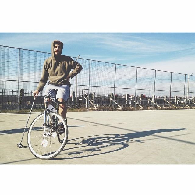 #bikepolo #fixie #instameetro