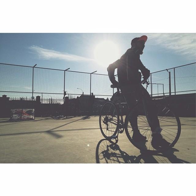 #bikepolo #instameetro #fixie