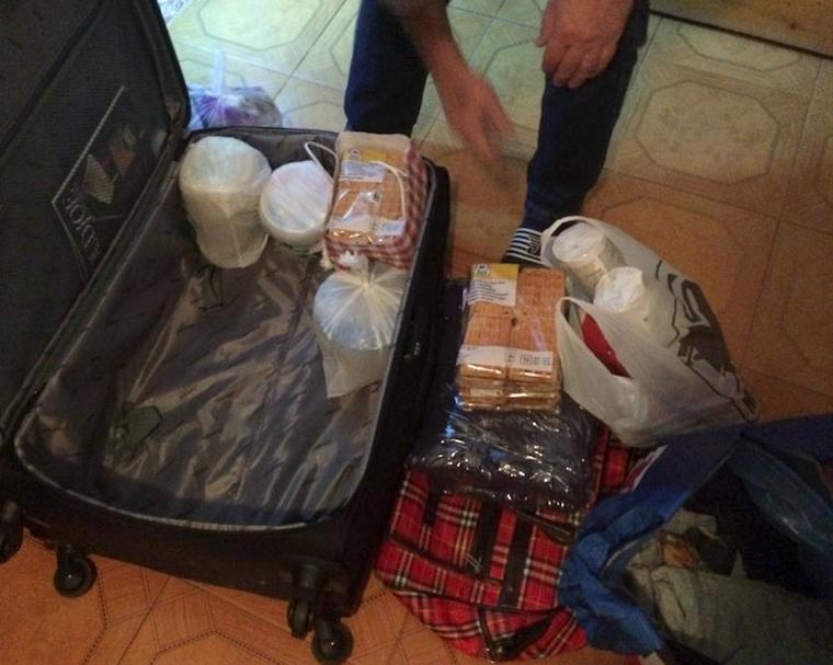 Contrabandă românească spre Londra - #RomanianinUK