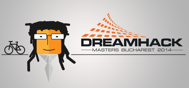 Dau 10 invitații la DreamHack Masters Bucharest 2014