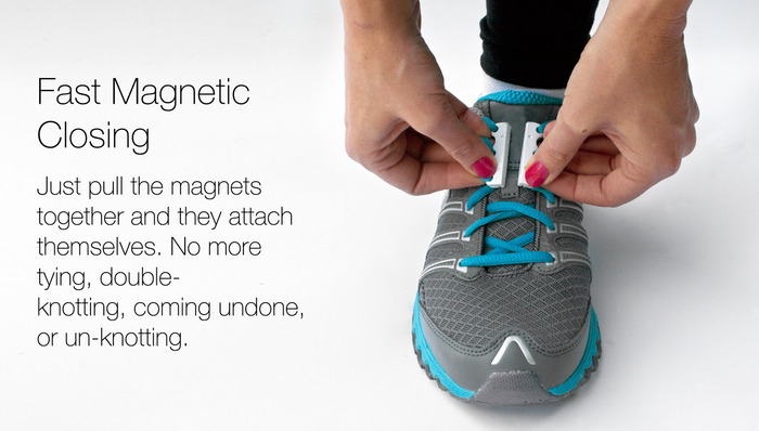 Invenții geniale: Zubits - sau șireturile la care nu trebuie să te mai legi