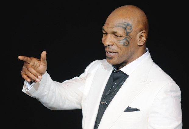 Vă recomand să vă uitați la un documentar despre Mike Tyson