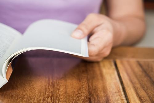 Te simți vinovat când sari pasaje dintr-o carte?