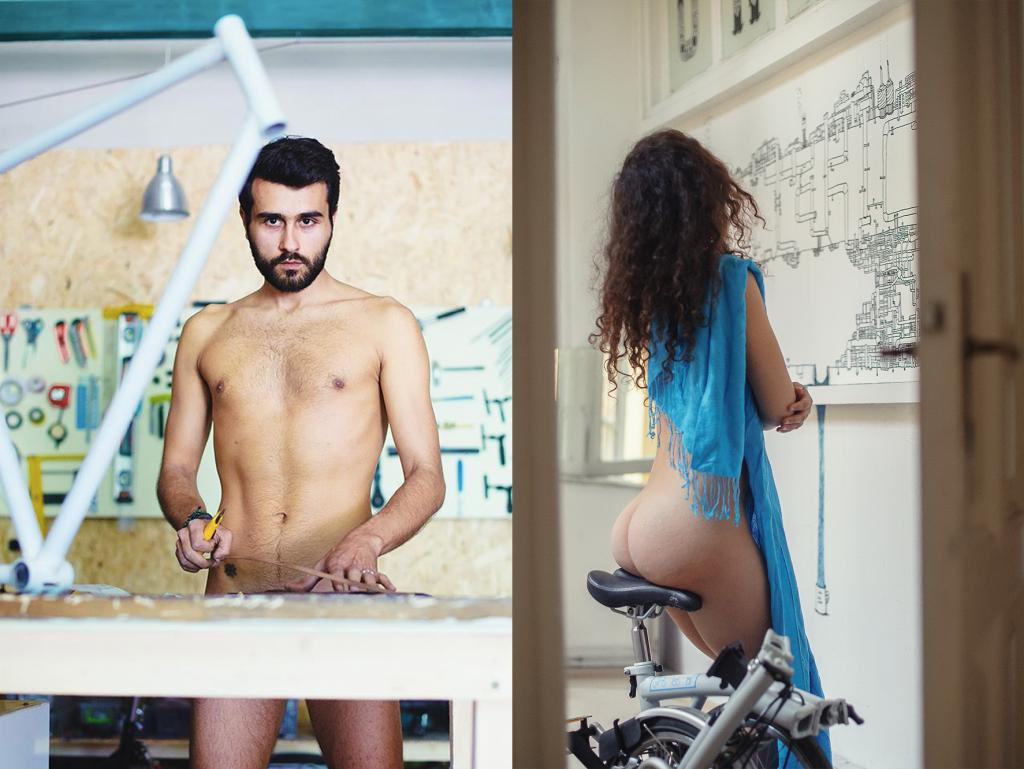 De ce se dezbracă bicicliștii de pe Biciclescu.ro?