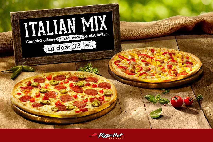 Trei idei despre pizza (și un concurs fain)