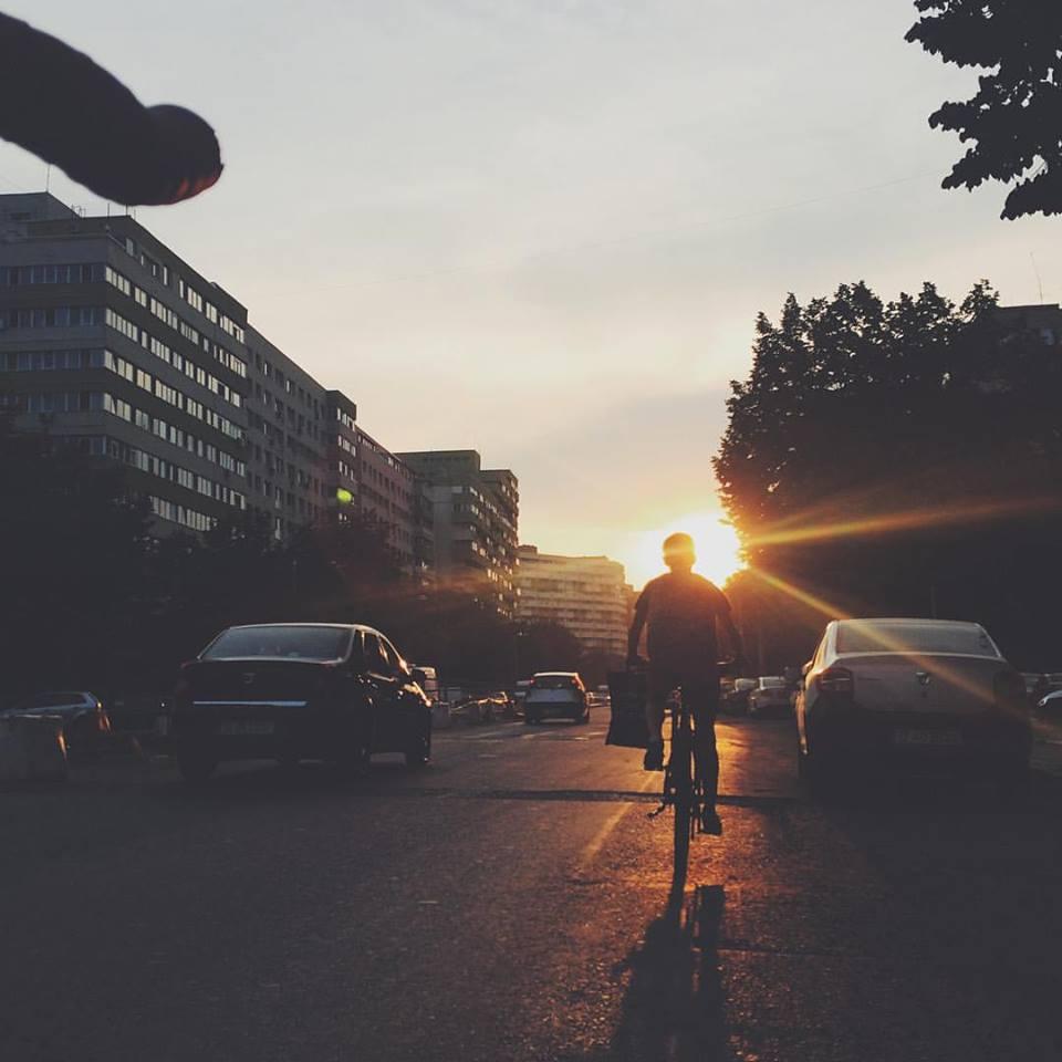 Viteza medie a unei mașini în București și maratonul din Berlin