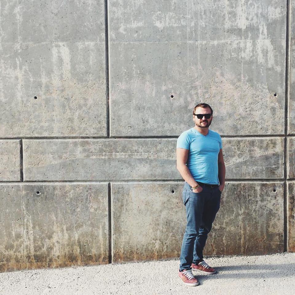 George, un român mutat în Barcelona