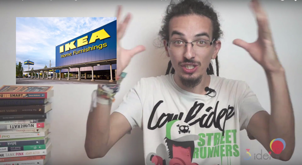 Nu te speria dacă prinzi drag de mobila de la IKEA! - Trei Idei (ep. 11)