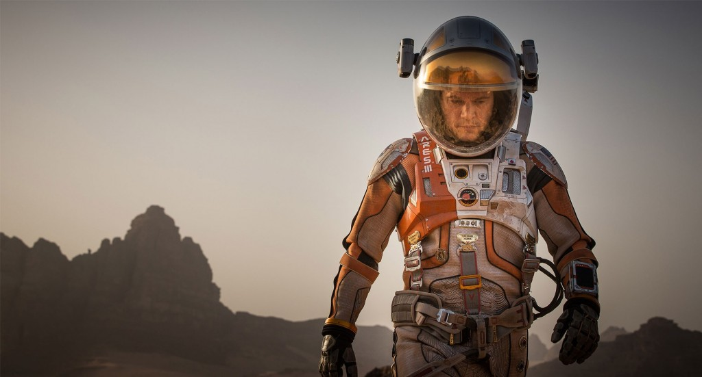 Recomand Marțianul - The Martian (2015)