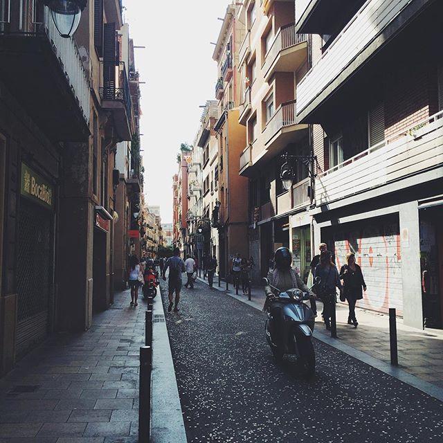 Rătăcind prin Barcelona