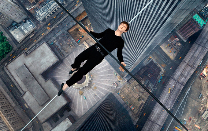 Un film excelent: The Walk (2015)