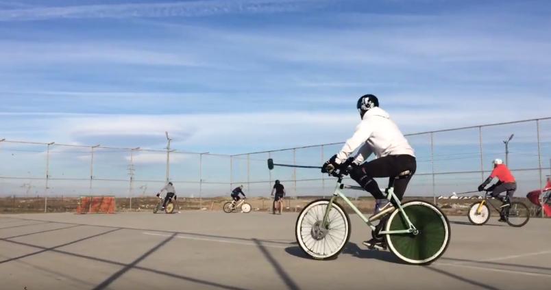 Ce-ți trebuie ca să joci Bike Polo