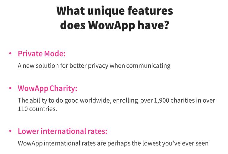 Eu pun pariu că WowApp va schimba lumea